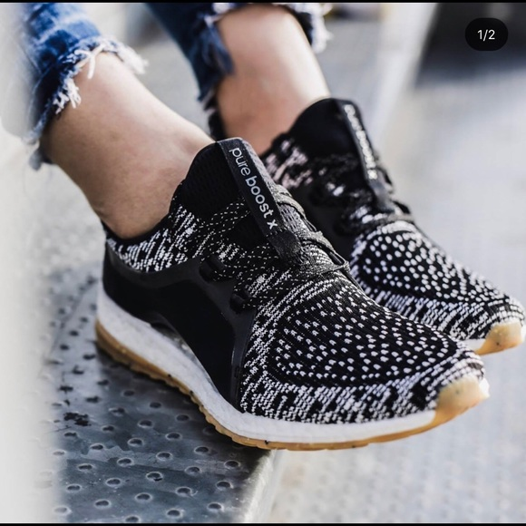 d712f9e1f adidas Shoes - Adidas PureBOOST X Clima Running Shoes
